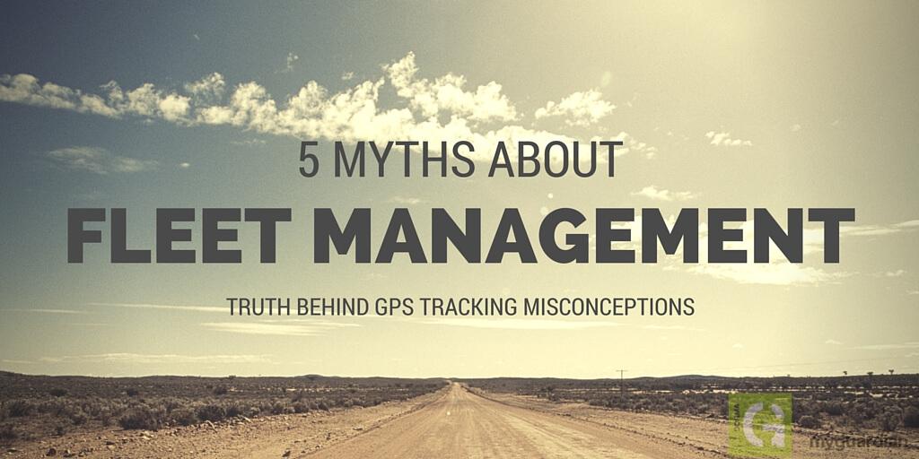 myths about fleet management