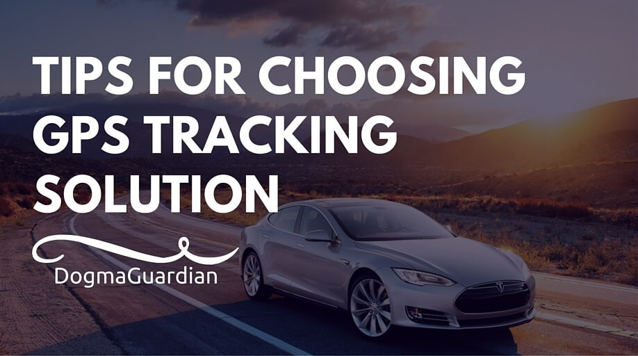 choosing a GPS Tracking Solution