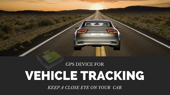 vehicle tracking with GPS