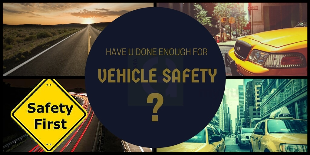 Keep your Vehicle Safe