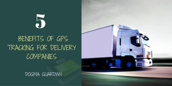 5 Benefits of GPS Tracker for Delivery Companies