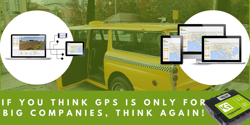GPS for small companies