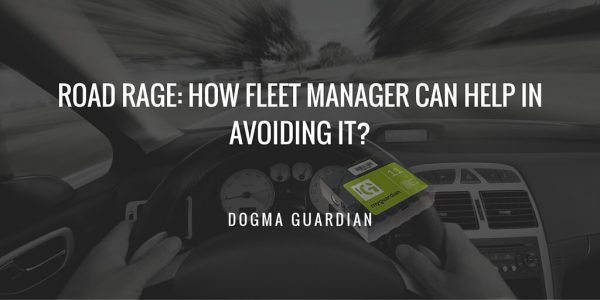 Road Rage: How Fleet Manager can help in Avoiding it?